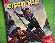 Popular Items For Cisco Kid On Etsy