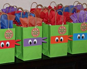 Ninja turtle bags | Etsy