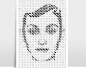 """Artprint """"Amy"""""""