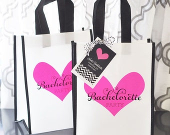 Bachelorette Party Bags (Set of 12)