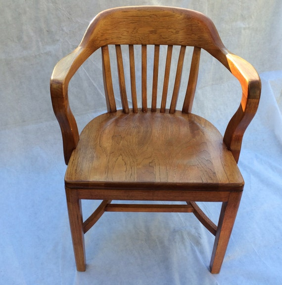 bankers chair by vintage bankers chair library chair boling chair north