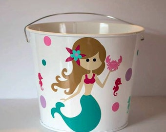 Mermaid Bucket