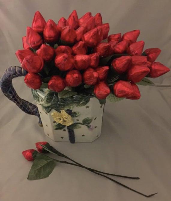 Valentines Day Chocolate Roses   Valentine\'s Day Wikii
