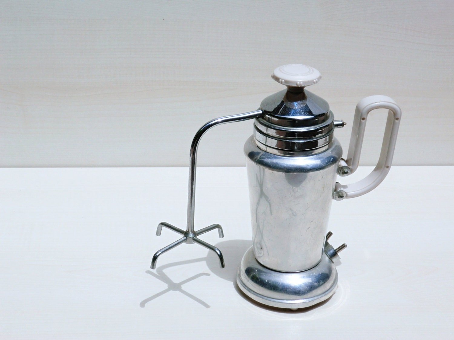 how to clean electric coffee pot