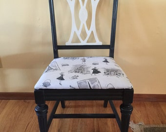 SOLD ** Antique Dining/Side Chair ** SOLD **