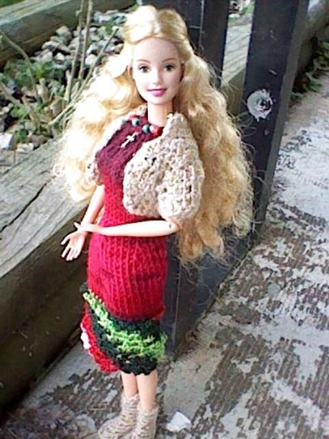 barbie in the nutcracker doll - photo #35