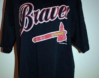ATL Braves Shirt Jersey