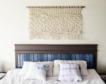 Macrame wall hanging / Tapestry / Wall Art / Modern Macrame