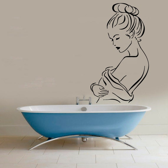 Naked Women Decals 36