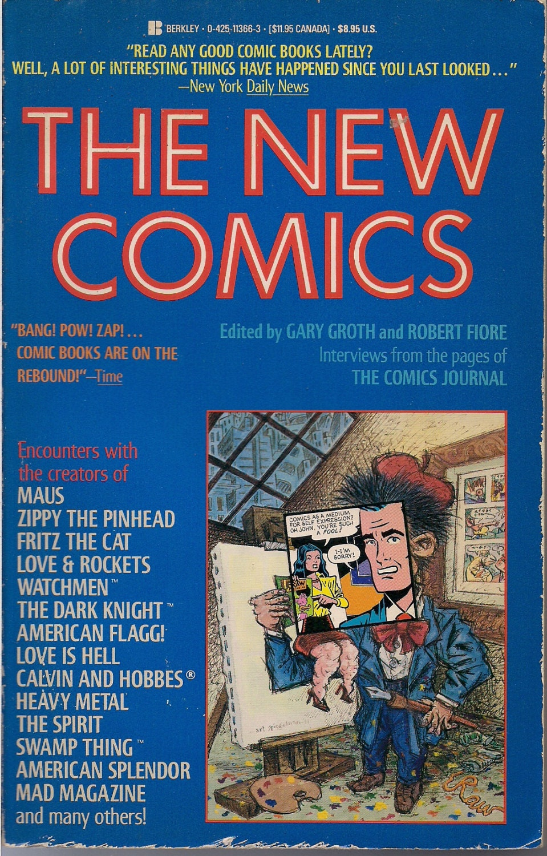 NEW COMICS Comics Jour...
