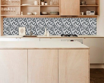 Kitchen Backsplash Vinyl kitchen backsplash tiles backsplash decal backsplash tile
