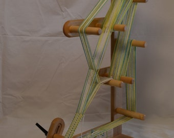 how to build an inkle loom