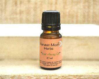 Scar Oil - Scar Skincare - Stretch Marks - Organic - Natural - 10 ml - Glass Dropper Bottle