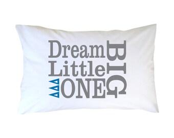 Delta Delta Delta Little Sister Pillowcase