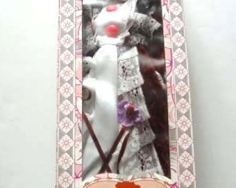 Rose collection doll