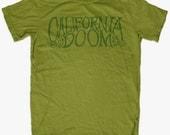 Doom Times CALIFORNIA DOOM Logo T-Shirt  by Print Mafia®