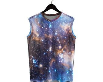 Sagan Galaxy Tank, Reversible Stripes