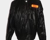Pirelli Response Team Racing Cafe Racer Style Nylon Windbreaker Jacket with Tags