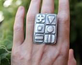 Constructivist ring # 2