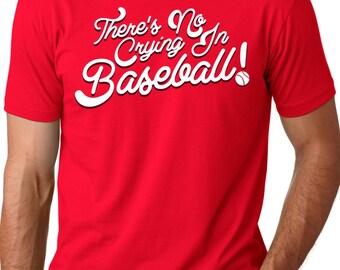 MENS Baseball t shirt funny movie t shirt S-3XL