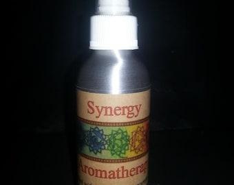 Synergy Aromatherapy//Organic Essential Oil Aromatherapy//Synergizing Aromatherapy