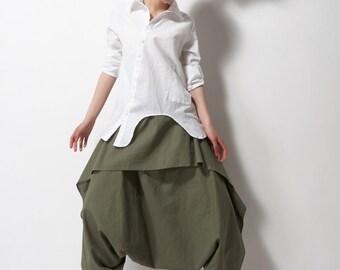 linen irregular shirt white shirt linen shirt white shirt