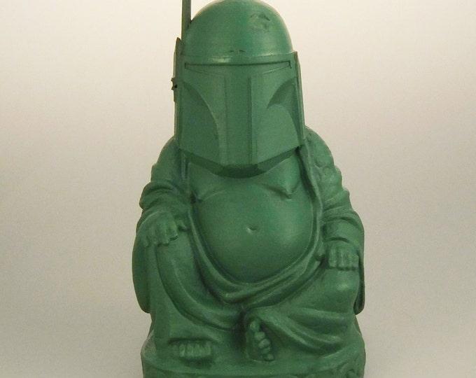 Star Wars - Boba Fett Buddha (Moss Green)
