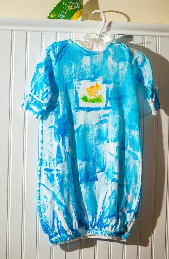 Baby Gift Sack : Baby shower gift hawaii sleep sack cotton