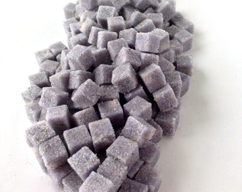 Lavender Flavored Sugar Cubes for Tea, Bridal Showers, Baby Showers, Mothers Day