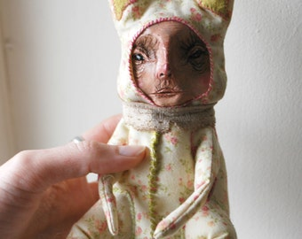 Offbeat Orphan Bunny Line; Clementine