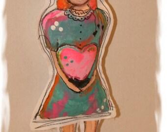 HeART Doll