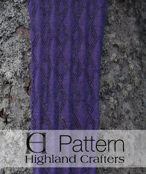 Lace Shawl Knitted Shawl Pattern Alpaca Shawl Silk Shawl