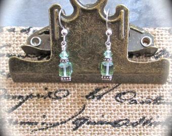 Spring Has Sprung Swarovski Crystal Earrings
