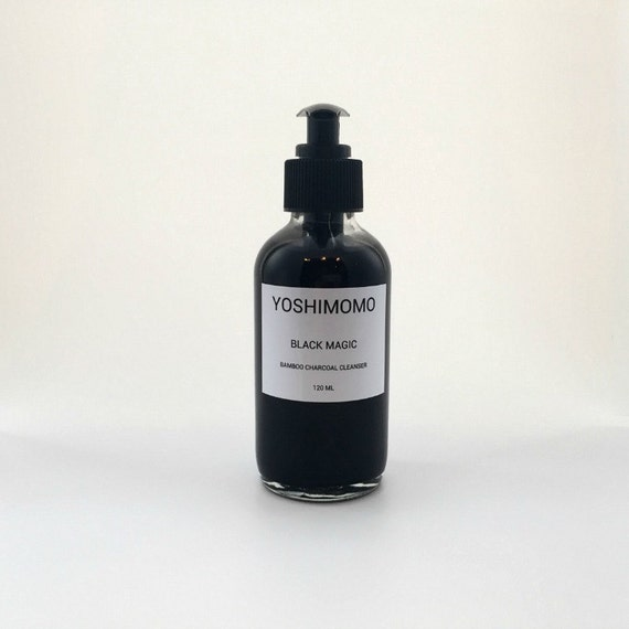 Magical Benefits Of Charcoal For Skin: Black Magic Activated Bamboo Charcoal Face Wash By Yoshimomo