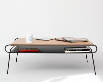 Classic, Mid Century, Modern, Coffee Table / center table / living room table, L