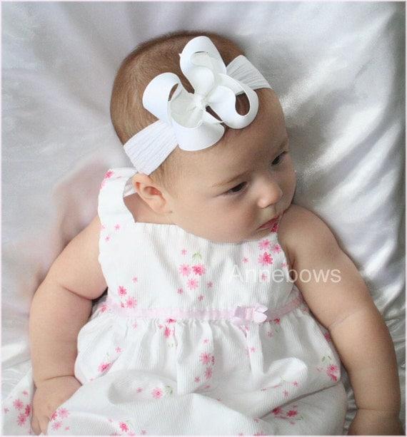 Nylon Headbands For Babies 30