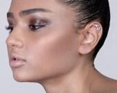 Celtic Cartilage Earring - silver cartilage earring , helix earring , ear cuff , ear piercing , celtic jewelry , silver helix ,elven jewelry