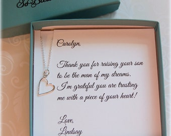 Special Gift From Mother To Daughter On Wedding Day : Mother in law gift, Mother of the Groom, future mother in law, Mother ...