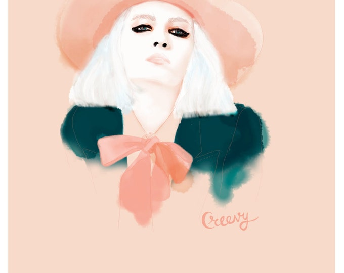 Clementine Creevy - Cherry Glazerr