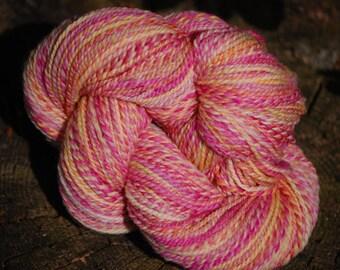 220 Meters Handspun DK Merino yarn OOAK