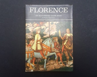 Florence: An Illustrated Guide-Book 1960s