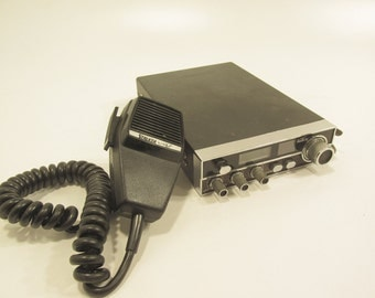 Stalker IV CB Radio with Microphone