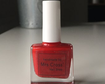 Post Box - 10ml - handmade in the UK Indie Nail Polish