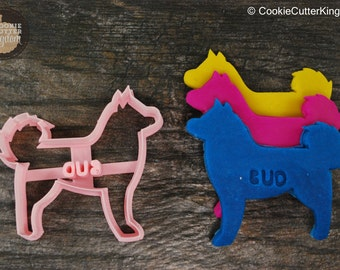 Custom Malamute Cookie Cutter Personalized for your Pet!