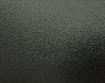 """Soft PVC Leather - Sold By The Yard - Width 55"""" - BLACK"""