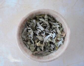 Clary Sage, Greek  organic dried herb  1,7 oz ( 50 gr)