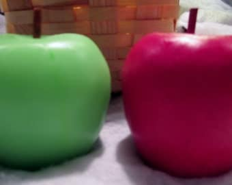 Apple Soap  - 7 oz. - Choice of Red Macintosh or Green