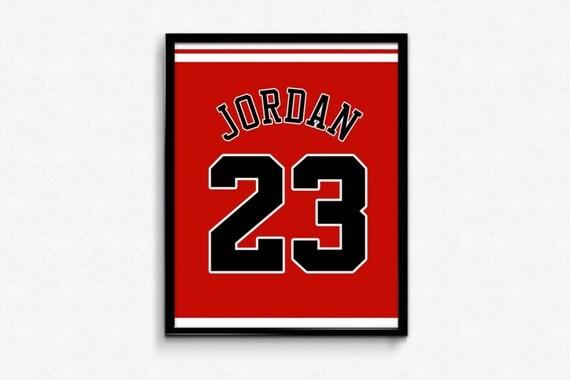 Chicago Bulls Jordan Jersey Chicago Bulls Jersey Art