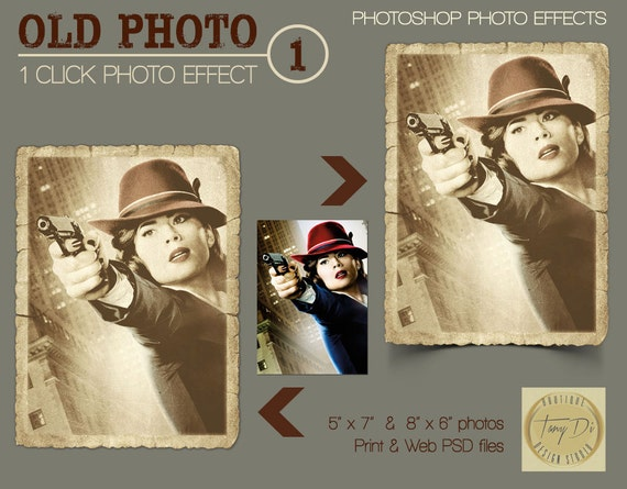 how to fix old photos in photoshop