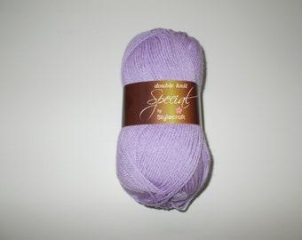 Stylecraft Special DK  yarn, 100g, WISTERIA, purple, lilac